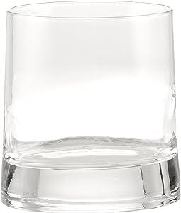 Luigi Bormioli, us kitchen, LUIG9 Veronese 11.5 oz Double Old Fashioned Glasses, Set of 6, Clear