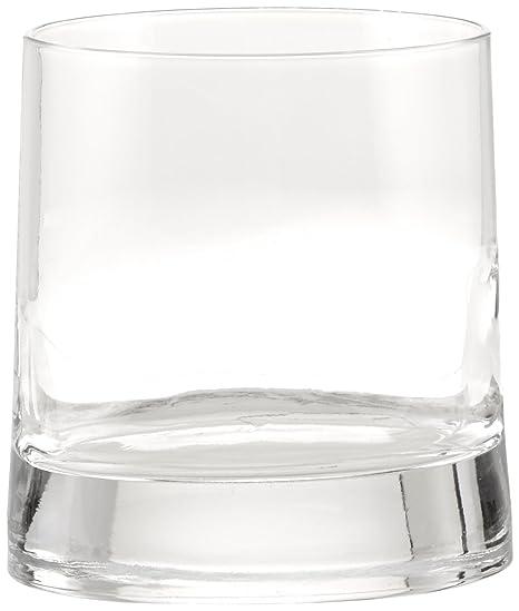Luigi Bormioli, us kitchen, LUIG9 09837/06 Veronese 11.5 oz Double Old  Fashioned Glasses, Set of 6, Clear
