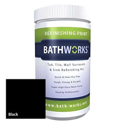 Amazon.com: BATHWORKS 22 oz. DIY Bathtub Refinishing Kit with Slip ...