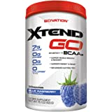 Scivation Xtend Go Energy + BCAAs - 30 Servings (Blue Raspberry)