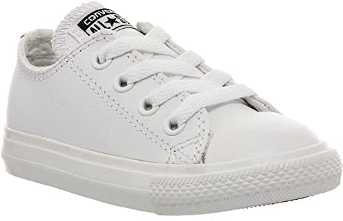 Converse Chuck Taylor All Star Ox Blanc (White Monochrome ...