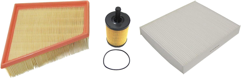 Mapco 68809 Kit de filtres