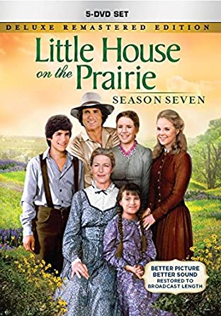 Perfect Little House On The Prairie Season 7 Deluxe Remastered Edition [DVD]