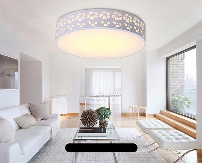 Plafoniere Living : Plafoniere liwenlong lampada da soffitto led camera letto