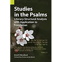 Studies in the Psalms: Literary-Structural Analysis with Application to Translation (8)