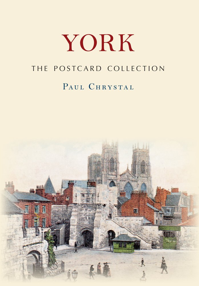 York The Postcard Collection por Paul Chrystal