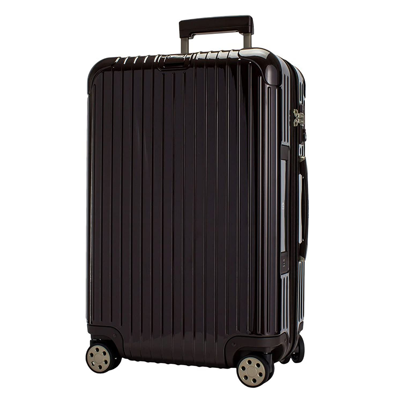 【E-Tag】 電子タグ RIMOWA [ リモワ ] 【4輪】 サルサ デラックス 831.63.52.5 スーツケース マルチ 【Salsa Deluxe 】 Multiwheel ブラウン 63L [並行輸入品] B073QNTGJ5
