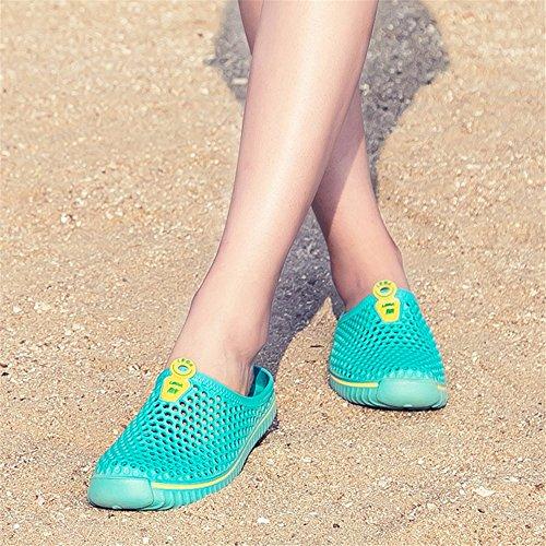 Blue2 Gartenwasserschuhe Schuhe Sommer Sandalen Hausschuhe 2233 Leichte FZDX Schnell Unisex trocknende zq8Fq7Ax