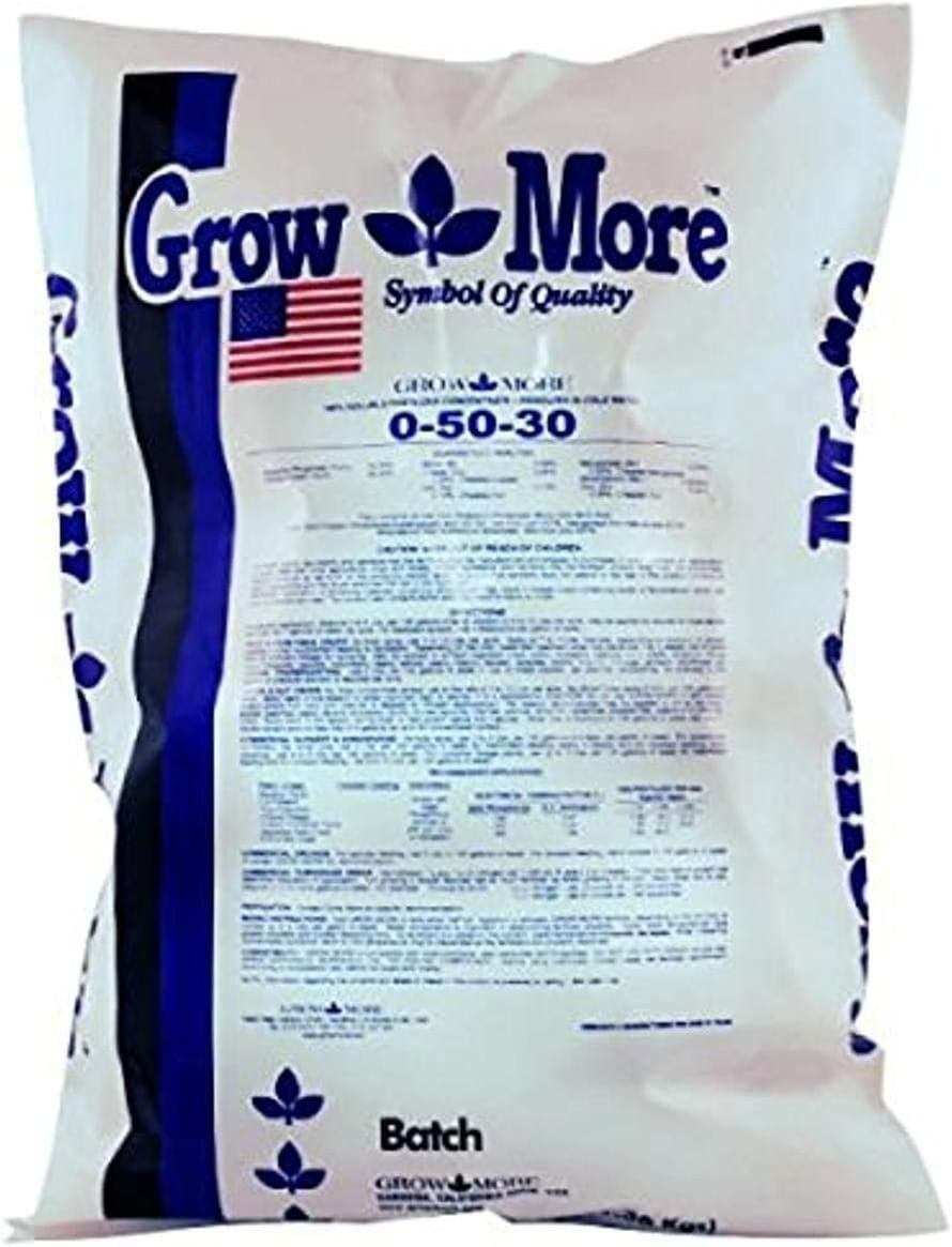 Grow More GR35088 0-50-30 25lb, 25 lb