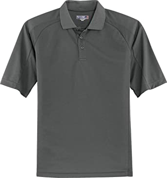 8ecfa4cd Sport-Tek T474 Dri-Mesh Pro Polo at Amazon Men's Clothing store: