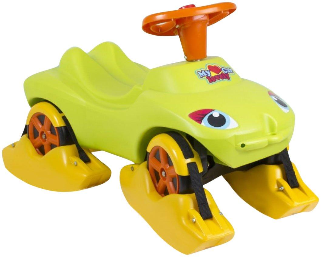 Kinderfahrzeug Feuerwehr bobbycar Preiswert Kaufen Plasticart