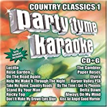 Party Tyme Karaoke: Country Classics