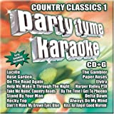 Party Tyme Karaoke - Country Classics 1 (16-song CD+G)