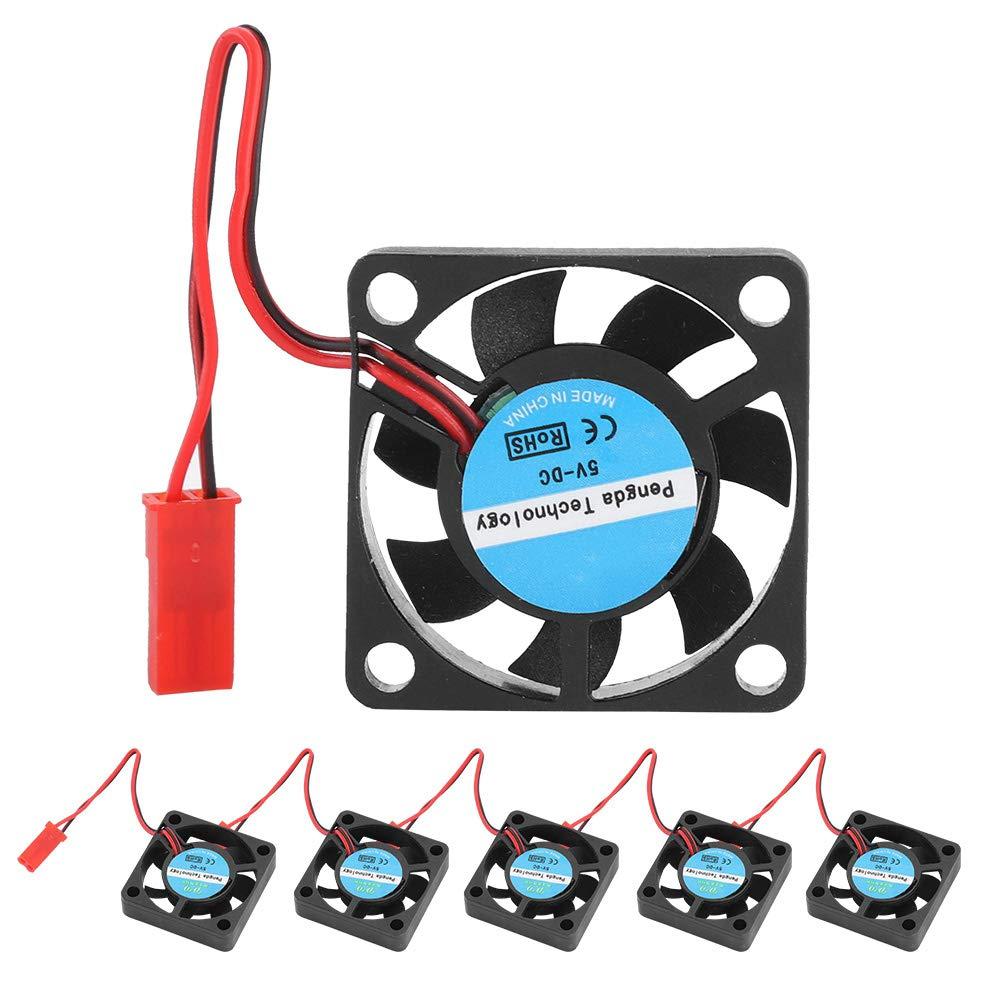 Lazmin Ventilador de Impresora 3D, 5 Piezas Ventilador de ...