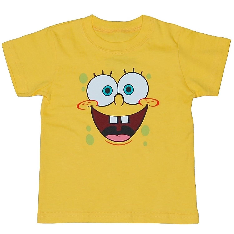 Animation Shops Spongebob Face Toddler Shirt Clothing Jpg 1500x1500 Birthday