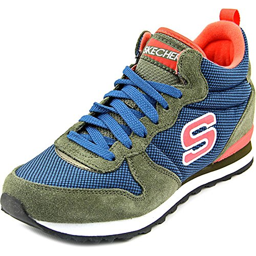 Skechers Sport Retros Og 85 super Phresh la zapatilla de deporte Green-Blue