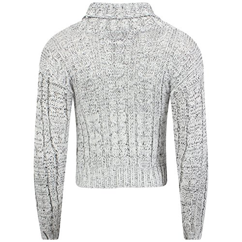 Gris Pull Femme Fusion BeBe Gris wIxgH51