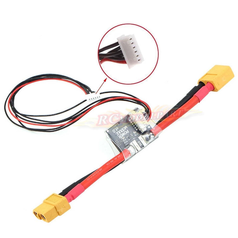 Hobbypower APM Power Module V1 0 XT60 Plug for APM2 8 APM2 6 APM Pixhawk  Flight Controller