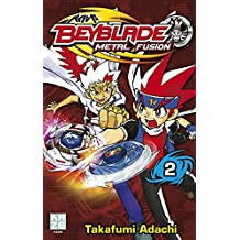 Beyblade Metal Fusion T02 (French Edition)