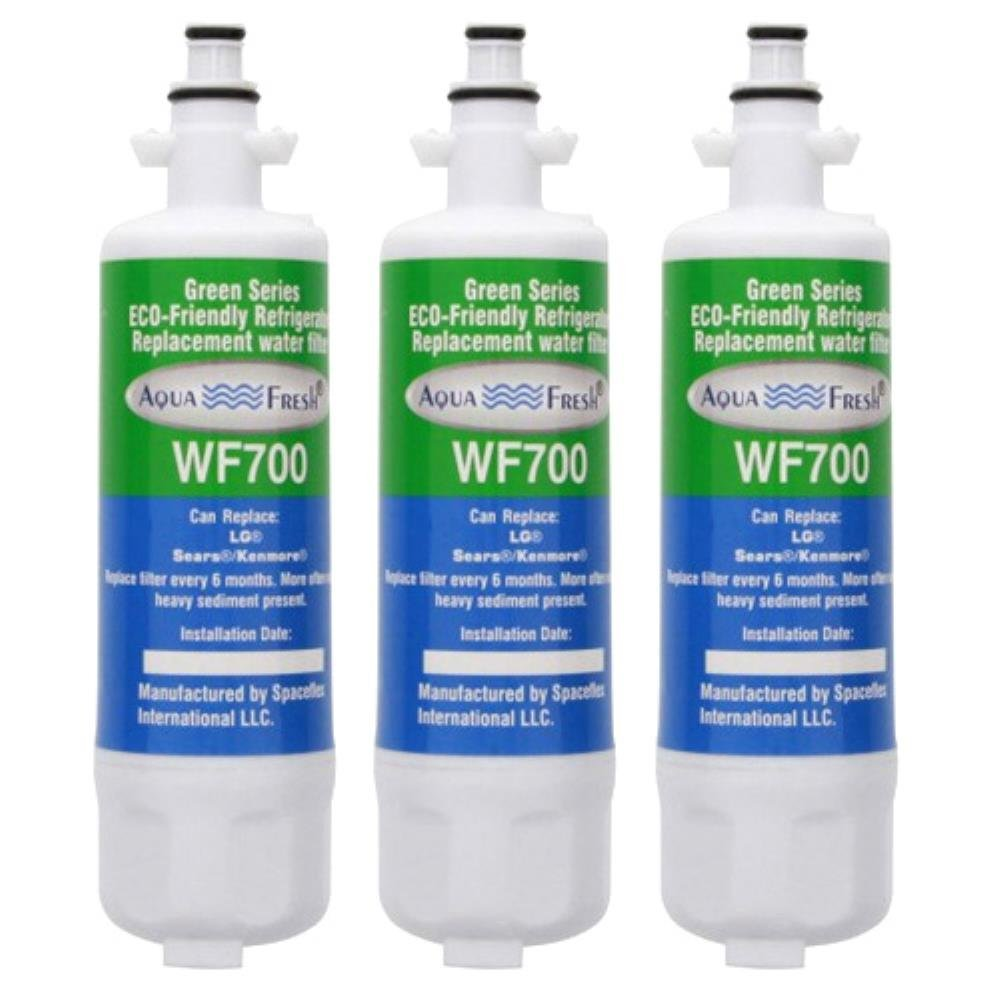 Aqua Fresh Replacement Filter for LG LFXS29626S ( 3 Pack )