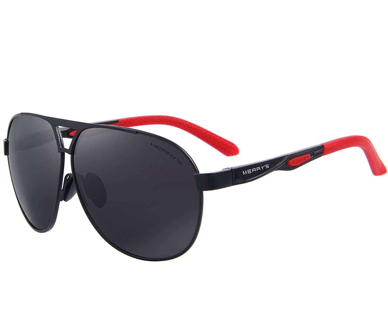 0928aa44f58 Merrys men classic brand polarized sunglasses aluminum driving sun glasses  black clothing jpg 1500x1200 Brand glasses
