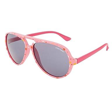 styles divers détails pour prix plancher Urban Beach - Lunettes de soleil - Fille Rose Rose: Amazon ...