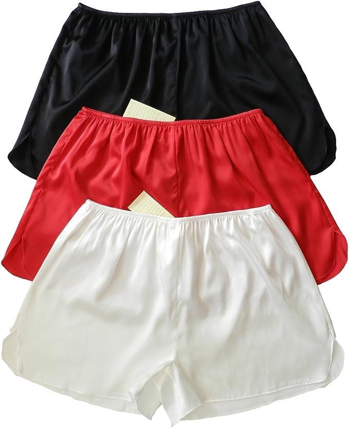 Panasilk Culotte 100/% Soie pour Femme Multicolore