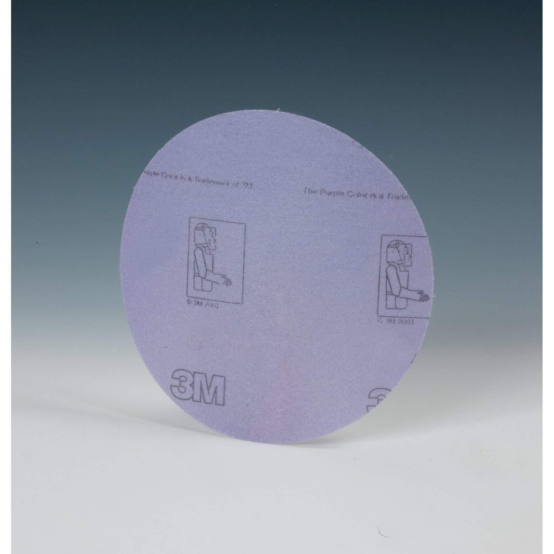 25 Pack, 180 Grit 9 Inch Drywall Hook and Loop Grip Sanding Discs
