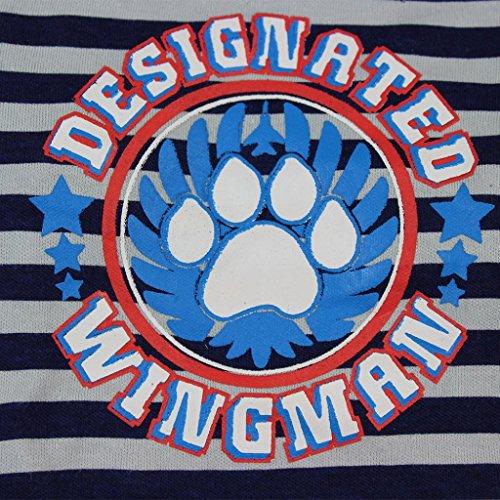 Chihuahua Chat Petite Tee Taille Rayures Gilet Été Et Vetement Pour chat Chien Motifs Chien Angelof Printemps Sweat Rouge Shirt D'impression Habit 7BvnRqxO