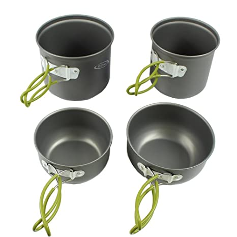 Review G4Free Outdoor Camping pan