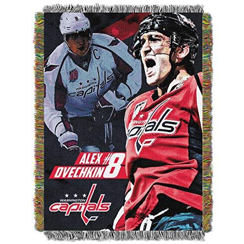 Alexander Nhl Ovechkin Player - NHL Player Throw Blanket NHL Player: Alexander Ovechkin