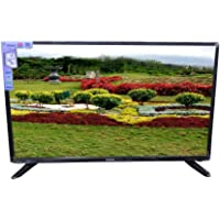 Hisun 60 cm (24 Inches) HD Ready LED TV HS-24 (Black) (2019 Model)