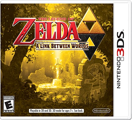 The Legend of Zelda: A Link Between Worlds - 3DS [Digital Code] by Nintendo