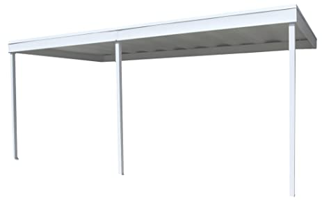 Lovely Arrow Patio Cover Attachment, 10 By 20 Feet