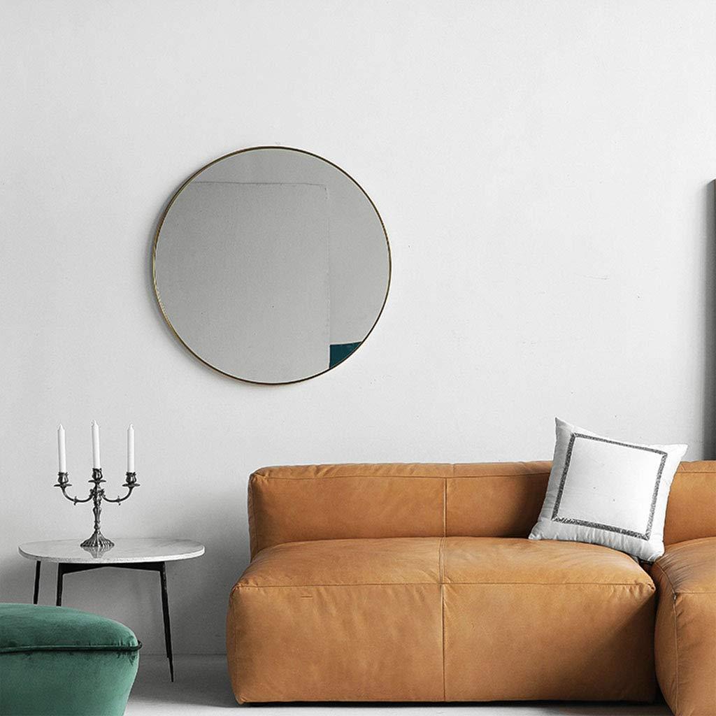 Amazon.com: Wall-Mounted Mirrors Wall Mirror Round Mirror ...