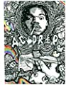 Chance the Rapper Acid Rap Poster Print ..By Go Awesome (12 inch X 18 inch, Rolled)