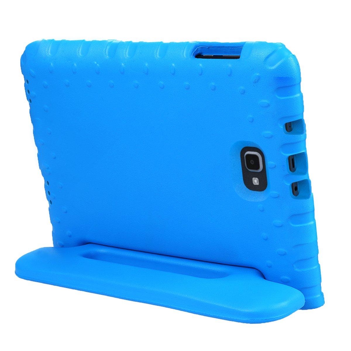 LEADSTAR Samsung Galaxy Tab A 10.1 Ligero y Super Protective Antichoque EVA Funda Dise/ñar Especialmente para los Ni/ños para Samsung Tab A 10.1 T580N // T585N 2016 Negro