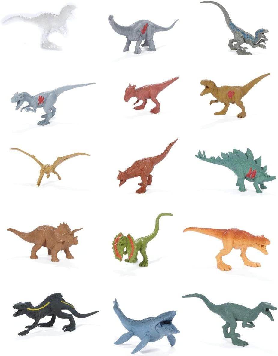 Jurassic World Fallen Kingdom Mini Action Dino Blind Bag Choose Your Dino