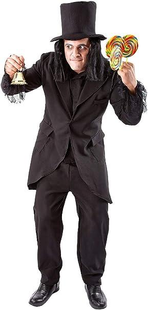 ORION COSTUMES Disfraz de Capturador de Niños de Película Día ...