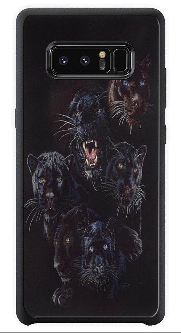 Amazon.com: AOFFLY carcasa para Samsung Galaxy Note 8 ...