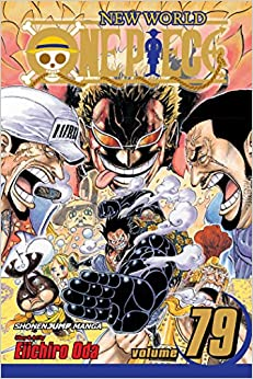One Piece Volume 79