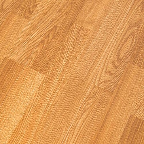 Alloc Commercial Castle Oak 11mm Laminate Flooring with 2mm Attached Pad 734243TP SAMPLE - 2 Oak Flooring