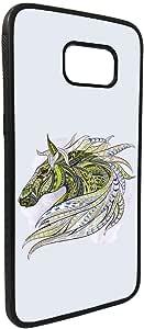 كفر جالكسي  اس 7  بتصميم فن تشكيلي - رسمة حصان