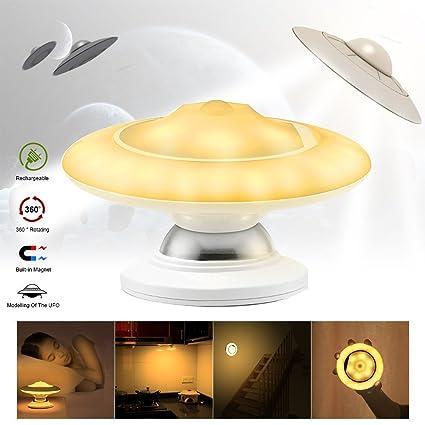 Luces De Sensor De Movimiento De Luz Nocturna LED, Luz De Ahorro De Energía Inalámbrica