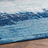 "nuLOOM Alayna Abstract Area Rug, 5' x 7' 5"", Blue"