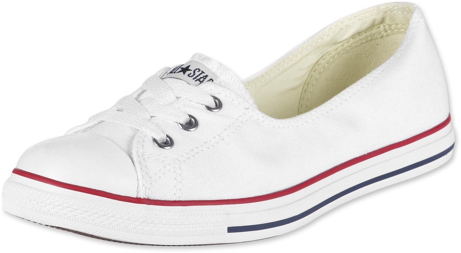 8b9516e30093 CONVERSE Schuhe - CT DANCE LACE OX - 522253 - white