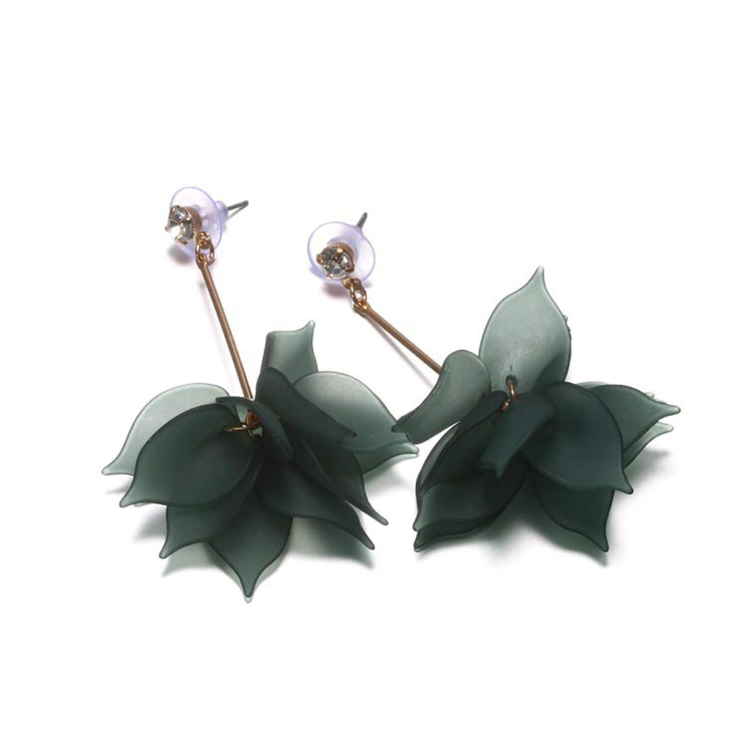 30/% PE Cute Romantic Dolphin Love Stud Earrings For Women 925 Jewelry Silver Plated Round Cut,PE011,without box