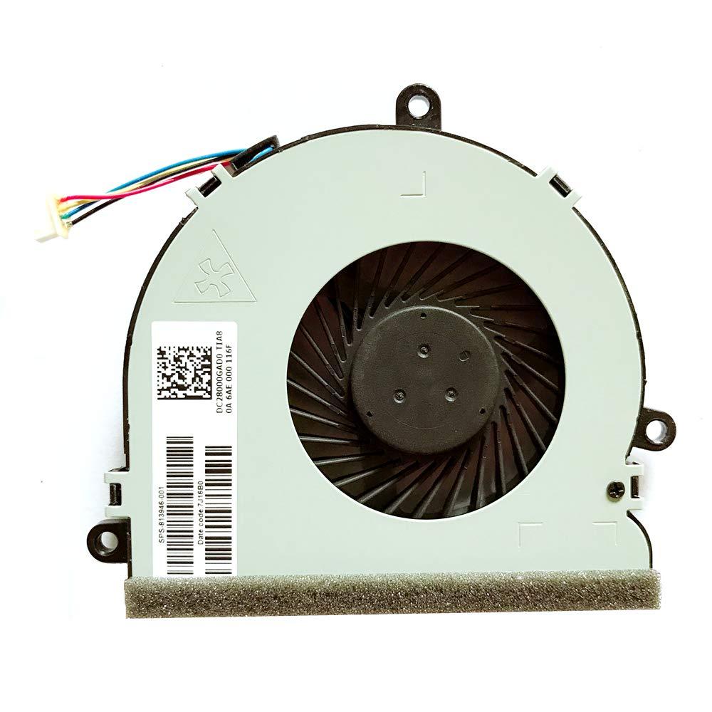 Ventilador CPU HP Pavilion 15g-ad007TX 15g-ad107TX 15G-AD001TX 1