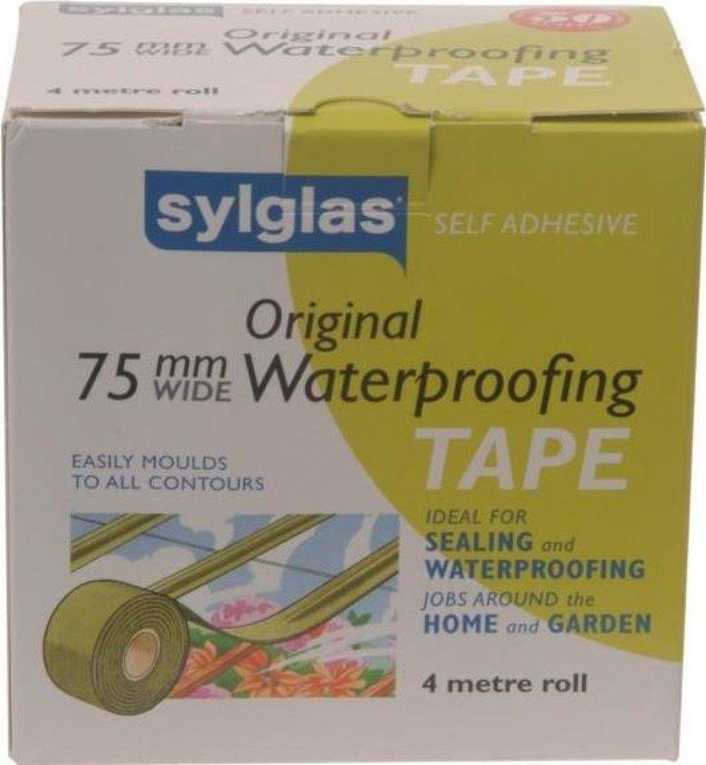 Sylglas LQF Waterproofing Tape 4m x 100mm SYLQF
