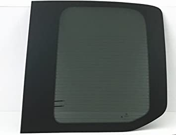 NAGD Compatible with 2015-2019 Ford Transit 100.8 Mid-Roof 110.2 High-Roof Back Glass Passenger Right Rear